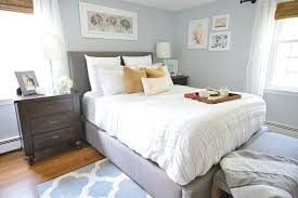 blue bedroom paint color behr light french gray