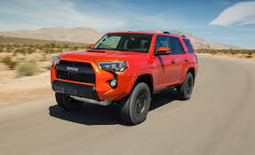 2015 Toyota 4Runner TRD Pro First Drive – Review – Car and Driver