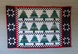 17 quilted wall hanging patterns