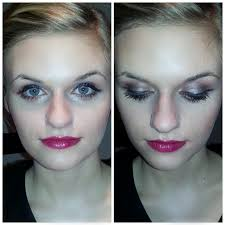 beautiful makeup for ai south s catwalk water look achieved by