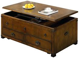 trunk coffee table diy coffee table with storage pottery barn into casters style drawers restoration hardware diy rustic trunk coffee table