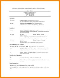 one page resume resume one page resume format