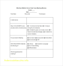 Sample Corporate Minutes Template Company Meeting Allowed