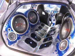 sound system car. sound system car s