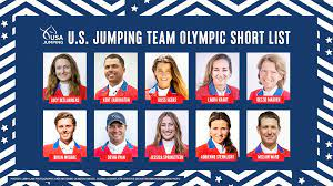 Tokyo 2020 Olympic Games Team Selection ...