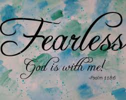 Image result for FEARLESS God
