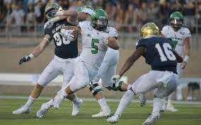 Und Readies For Uc Davis Qb Another High Powered Passing
