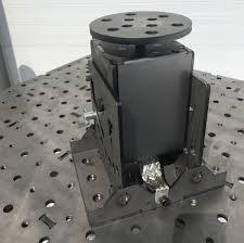 certiflat fabturn welding positioner welded
