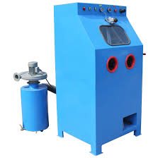 wet sandblasting machine wet sand blasting cabinet