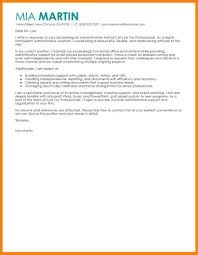 Administrative Assistant Cover Letter Template Cladministrative