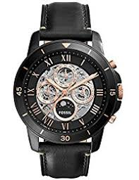 fossil watches amazon co uk fossil men s watch me3138