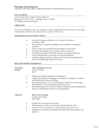 Scrum Master Resume Sample Emt Resume 100 Free Resume Builder Resumeyunzus 77