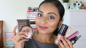 favourite affordable makeup in singapore collab with theleiav indian skin tone