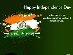 Collection Of Happy Independence Day Quote 37 Images In Collection