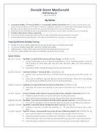 Welding Resume Objective Welding Resume Examples Cover Welding