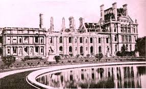 """Résultat de recherche d'images pour """"Tuileries 1871"""""""