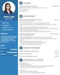 Impressive Resume Onepage Impressive Cv Template Resume Skills Resume