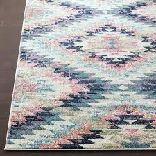 pink light blue area rug and large rugs