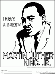 Small Picture Coloring Pages Martin Luther King Coloring Pages And Activities