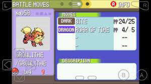 How To Catch All Legendary Pokemon In Light Platinum Is This Normal For A Growlithe To Learn Rot In Pokemon Light