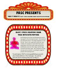 Pennsylvania Association Of Senior Centers (PASC) - Attention PASC ...
