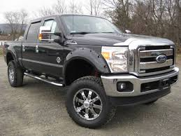 2012 Ford F250 Diesel Rocky Ridge Lifted Truck