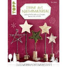 Sterne Aus Naturmaterial Dekobuch Bastelbuch Weihnachtsbuch