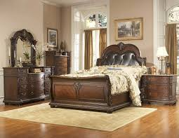 Bilbao Bedroom Set with Marble Tops - CB Furniture