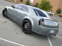 Chrysler 300 Bolt Pattern