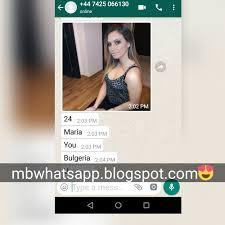 Watsapp porn girls contacts numbers