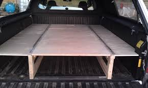 best ideas about truck bed camping and 2017 including sleeping platform picture images campers
