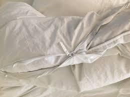 photo of matteo los angeles ca united states broken duvet cover zipper