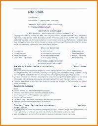 Resume Format In Word 2007 Download Luxury Normal Resume Format