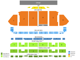 Fabulous Fox Theatre St Louis Seating Chart And Tickets