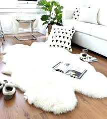 brilliant faux sheepskin rug costco of canada review carpet co