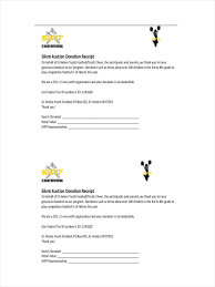silent auction program template silent auction donation form template visualbrains info
