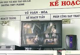 Gia Lai: Tiếp nhận thiết bị camera giám sát an ninh phục vụ kỳ thi tốt  nghiệp THPT - Báo Gia Lai điện tử - Tin nhanh - Chính xác