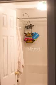 Bathroom Toys Storage Dandelions On The Wall Diy Solution Bath Toy Storage