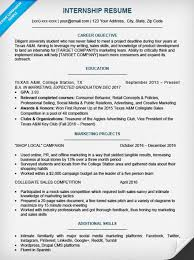 College Student Resume Sample Nice Resume Examples For College