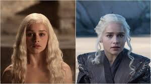 emilia clarke pla daenerys targaryen on game of thrones for eight seasons