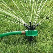 garden irrigation nj. Garden Irrigation Degree Rotating Sprinkler Noodle Head Water Watering For Roof Raised Kit Nj