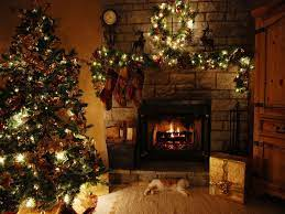 Christmas Interior Wallpapers - Top ...