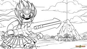 Small Picture LEGO Legends of Chima Coloring Pages Free Printable LEGO Legends