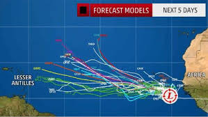 Noaa Spaghetti Charts Hurricane Spaghetti Models Four Things You Need To Know To