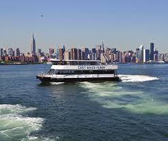 Ferry Service In New York City
