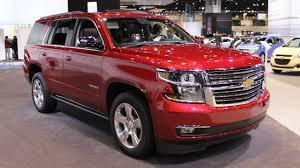 2015 Chevrolet Tahoe - new full-size SUV - YouTube