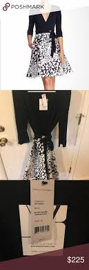 Diane Von Firstenburg Wrap Dress Never Worn Great For Work