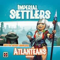 Поселенцы. <b>Атланты</b> / Imperial Settlers: Atlanteans | Tesera