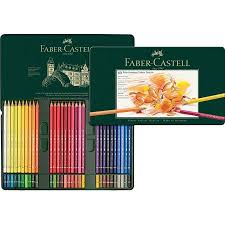 Polychromos Colour Pencil Tin Of 60