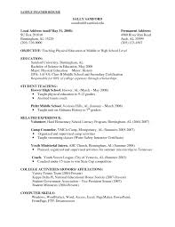 100 Student Teacher Resume Business Intelligence Resume